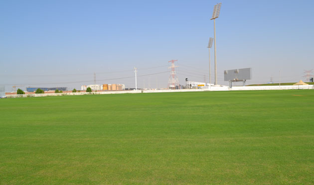 Abu Dhabi, Cricket Stadium – Nursery Ovals
