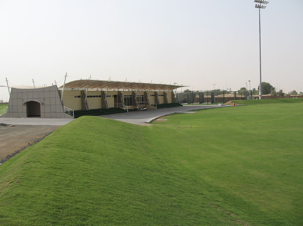 Dubai, 7s Cricket Stadium